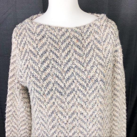 Anthropologie Sweaters - Relais Chevron Sweater